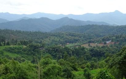 Trek en Thaïlande