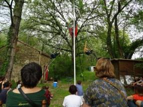 spectacle de cirque - volontariat