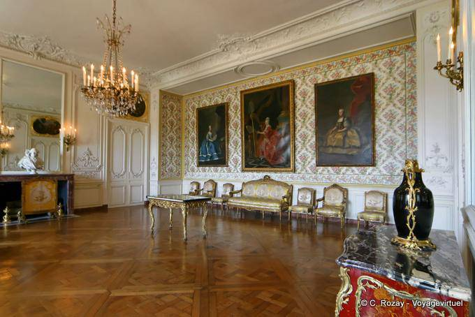 The Room Of Madame Adelaide Versailles