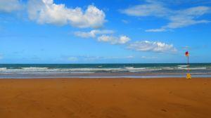 Kelly Beach, fue extraordinario tener la playa para nosotros :)