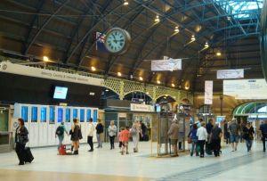 Central Station - Sidney ( Fuente: www.seetherealsydney.com)
