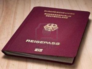 pasaportealeman