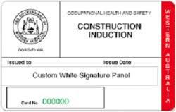 Ejemplo de White Card