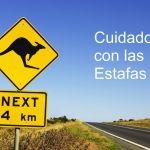 Trabajando en Australia: Cuidado con las estafas
