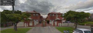 La locación exacta de mi hogar en Melbourne, en West Footscray, muy buena casa y barata.