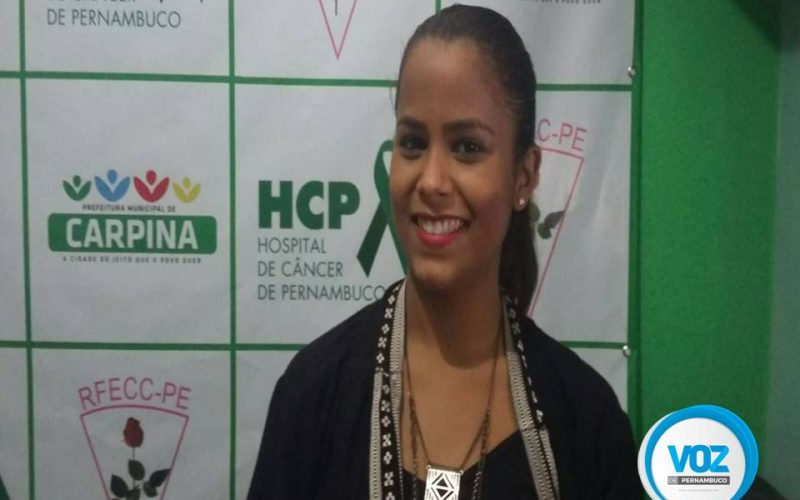 Kassia do Moinho deverá assumir mandato de deputada a partir de janeiro