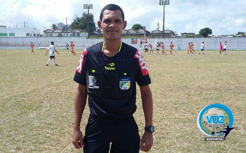 Árbitro carpinense José Woshington participará de formação em São Paulo
