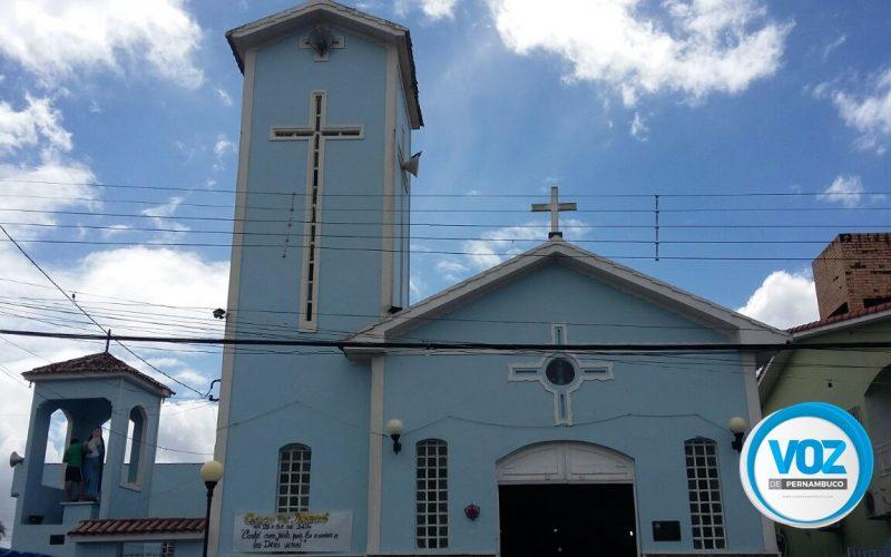 Delegacia de Lagoa do Carro está investigando vandalismo em imagem de capela