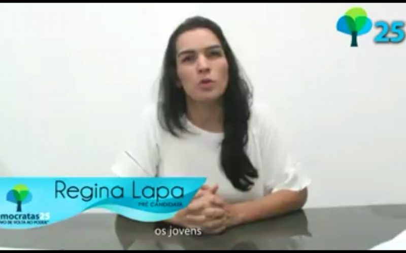 Candidatura de Regina Lapa a prefeitura de Tracunhaém será confirmada na tarde deste domingo (31)
