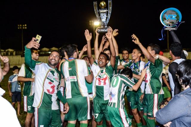 Confira os detalhes do Titulo do Guarani no Campeonato dos Bairros em Carpina