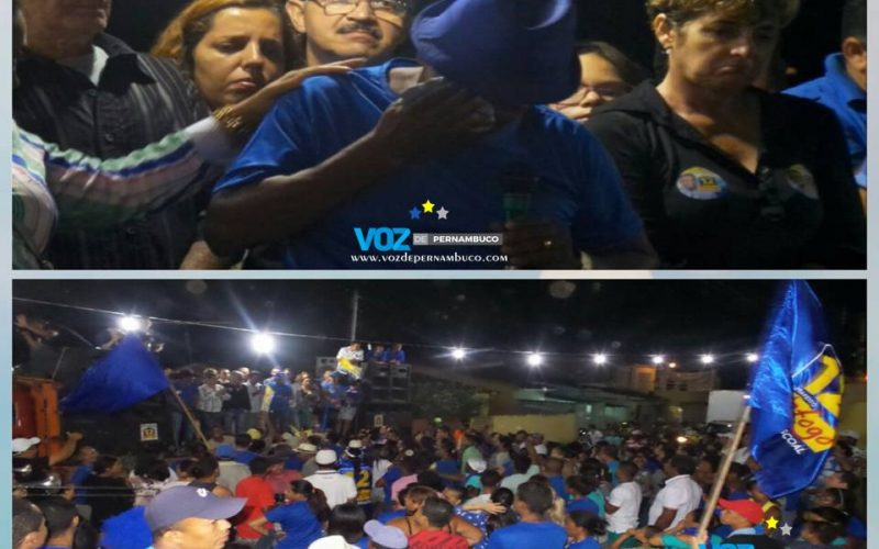 Botafogo se emociona ao falar sobre pobreza na várzea de Miguel Gastão em Carpina