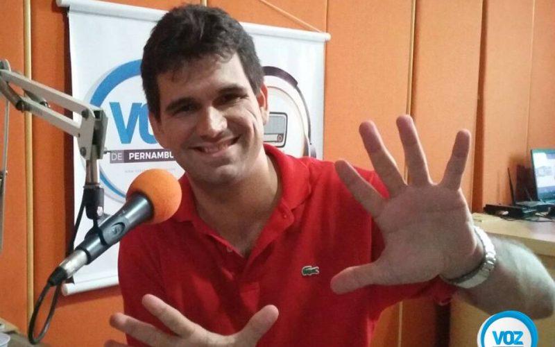 Marcelo Gouveia é eleito prefeito de Paudalho para o pleito 2017/2020