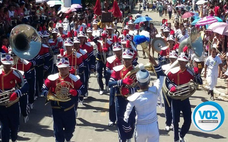 Tracunhaém comemora Independência do Brasil com desfile cívico