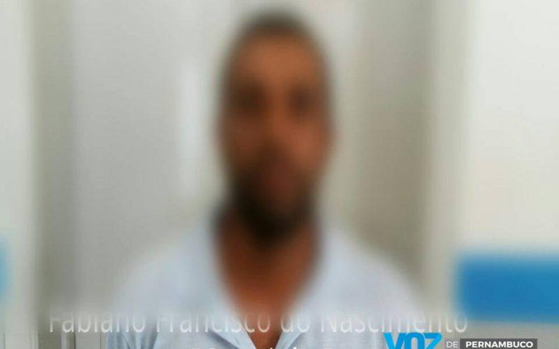 Homem condenado por homicídio é preso em Carpina