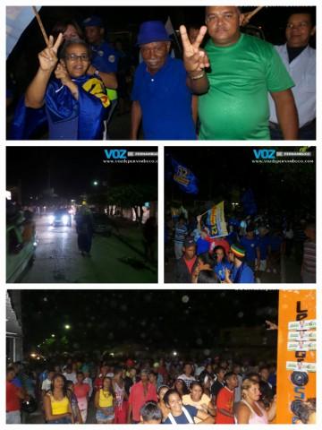 Botafogo fechou campanha com grande caminhada em Carpina