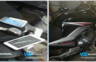 Homem é detido em São Vicente Ferrer com moto e relógio roubados
