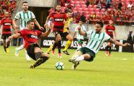 Com Arena-PE lotada, Sport perde para Palmeiras pela Série A