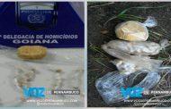 Drogas são apreendidas em Goiana