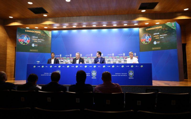 Com novidades, Tite convoca jogadores para dois últimos jogos da Seleção pelas Eliminatórias