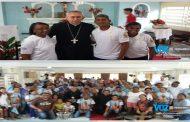 Bispo Dom Francisco de Lucena conclui visita em Carpina