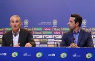 Com Diego Souza na lista, Tite convoca jogadores para amistosos do Brasil em novembro