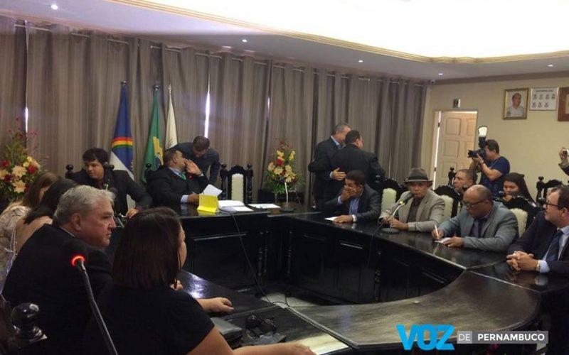 Sessão solene marcou a comemoração de 54 anos de emancipação política em Lagoa de Itaenga
