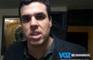 """""""Sou totalmente contra. É um projeto infeliz"""" afirma Diogo Prado sobre 13º para vereadores"""