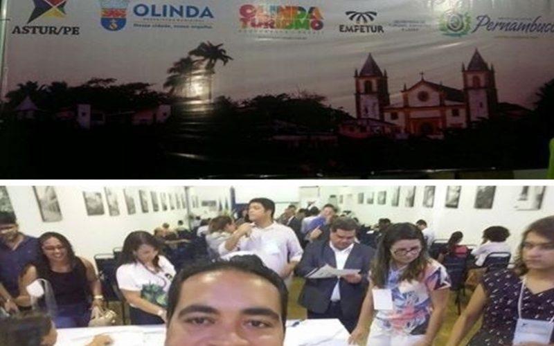 Tracunhaém participa do 4º Encontro de Secretários e Dirigentes de Turismo em Olinda