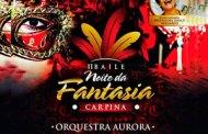 """Garanta já seu ingresso no Baile """"Noite da Fantasia"""" em Carpina"""