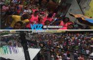 """Blocos """"Uau Uau BB"""" e Bacalhau fizeram a festa da quarta-feira de cinzas em Lagoa do Carro"""