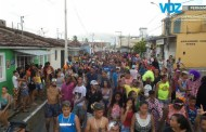 Bloco da Social animou a terça-feira de carnaval em Lagoa do Carro