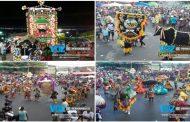 Último dia de carnaval em Tracunhaém tem maracatus, blocos e caboclinhos