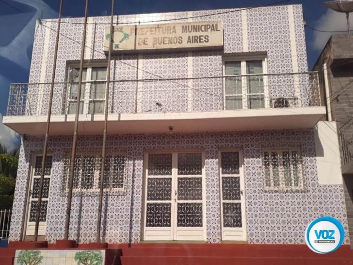 TCE-PE julga ilegais contratações realizadas pela Prefeitura de Buenos Aires