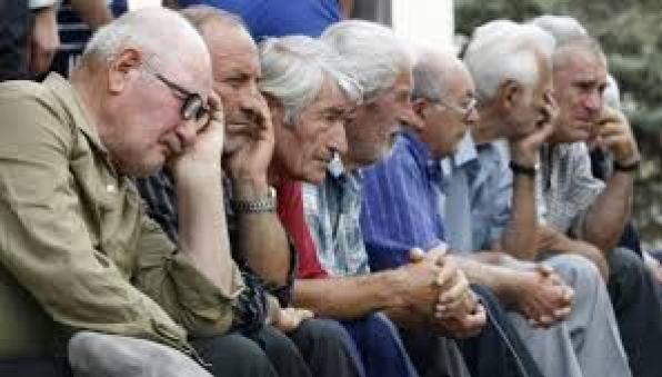 En 2050, habrá más personas ancianas que menores de 15 años ...
