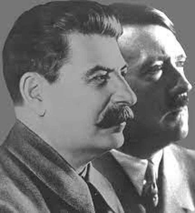 """Nazi-fascismo y marxismo-leninismo, las dos caras de la misma moneda  totalitaria y liberticida – Desde la Taifa del Suroeste, junto a la """"Raya"""""""