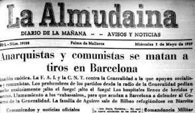 Cuando comunistas y anarquistas se mataron entre ellos | Tejiendo Historia