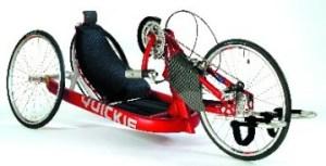 handbike pre invalidov