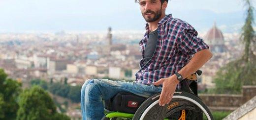 Invalidný vozík Quickie Argon a sedačka JAY