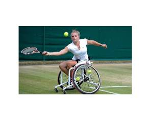 teniska na invalidnom voziku