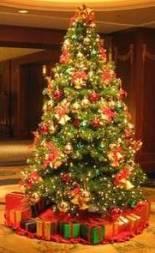 vianoce - symboly - stromček