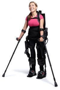 Bionický oblek - žena