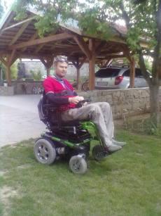 obdarení - vozík