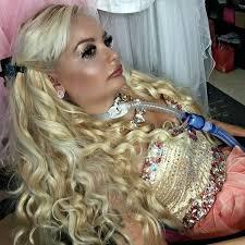 Barbie na voziku