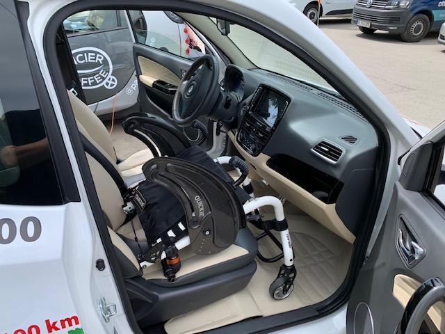 Elektroauto Zhidou D2