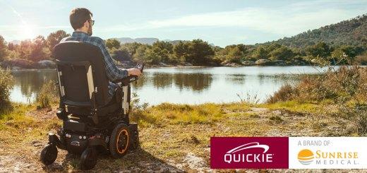 Elektricky vozik Q500