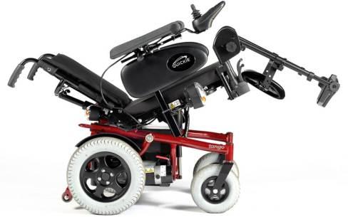 elektrický vozík Quickie Tango