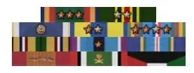 Navy Unit Commendation(4); Navy Meritorious Unit Commendation(10); Navy Battle 'E'(4); Navy Expeditionary Medal(6); Armed Forces Expeditionary Medal(8); Southwest Asia Service Medal; Humanitarian Service Medal; Coast Guard Special Operation Serivce Ribbon; Republic of Vietnam Meritorious Unit Citation (Gallantry Cross Medal with Palm); Kuwait Liberation Medal (Saudi Arabia); Kuwait Liberation Medal (Kuwait)