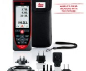 Leica Disto D810 Touch Laser Distance Meter