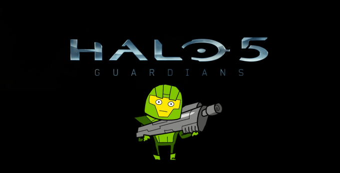 Halo 5 - Mister Chief