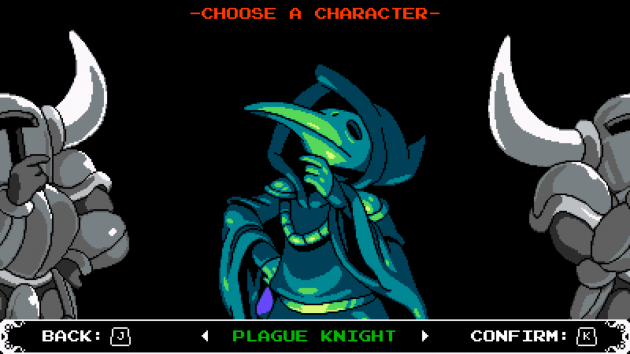 Shovel Knight - Plauge Knight